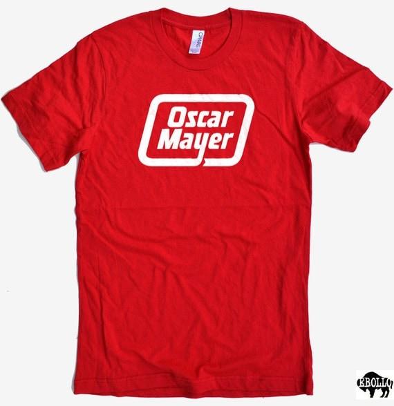 Oscar Mayer T-shirt / Mens Womens T Shirt - Cool Shirt  Gift Tshirt Graphic Tee Shirt