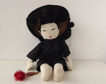 Chinese Stuffed Toy