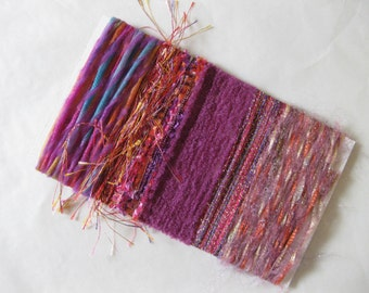 Sugar Plum Art Fiber Bundle