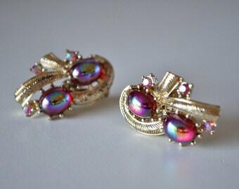 Vintage Earrings Coro