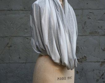 SALE Striped Infinity Scarf / Women's Scarves / Women's Accessories/Men's Scarves/Men's Accessories