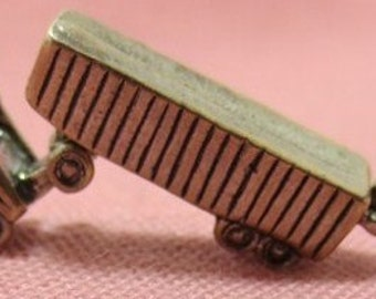 SEMI-TRACTOR-TRAILER   truck - moveable sterling charm