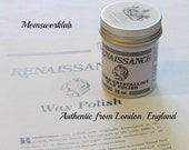 Renaissance wax - jewelry polish 65ml- Includes instructions on use.