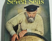 Peter Freuchens Book of the Seven Seas 1957 First Edition Fourth Printing