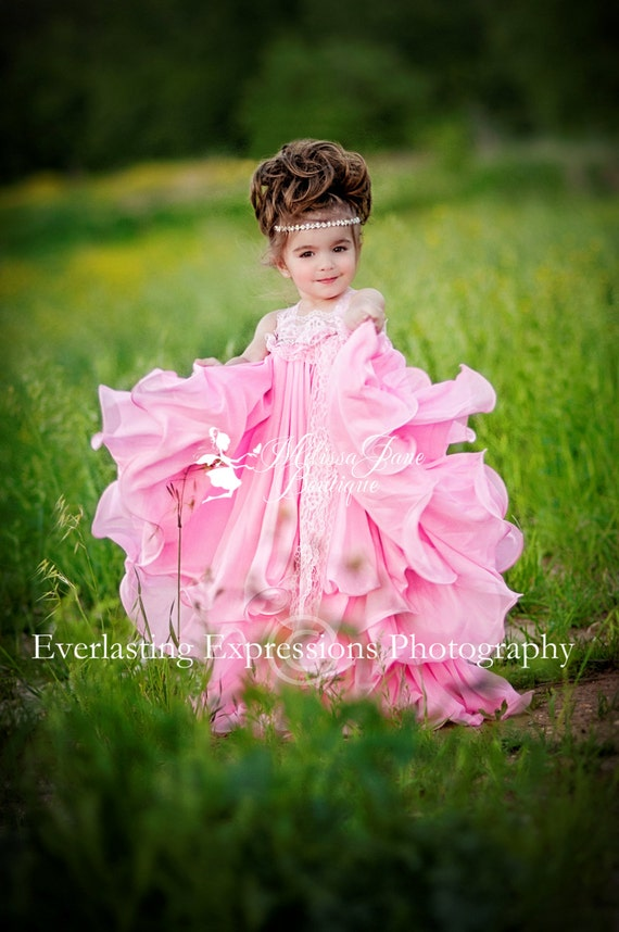 Shall We Dance So Pretty Princess Dress via Melissa Jane Boutique  on ETSY princess dress,  gorgeous dress, amazing dress, flower girl dress,