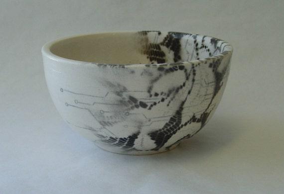 Digital Lace Bowl