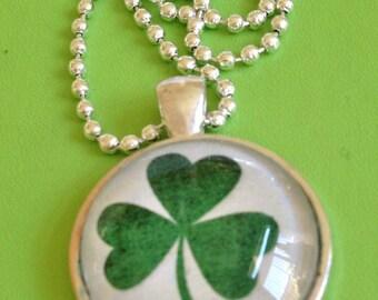St Patrick's Day Necklace