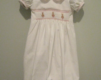 Pink Cottontail Daygown