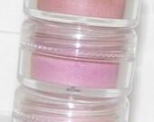 Mineral eye shadow shades of Pink shadow
