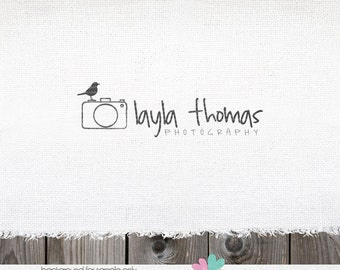 Premade Logo Photography Logo and watermark photography logo premade logo heart logo photographer logo premade logo design logo photography