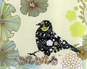 Summer Filagree Bird