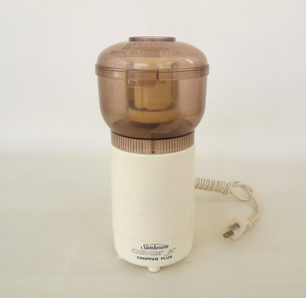 Sunbeam Oskar Mini Food Processor