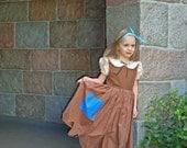 Snow White Costume Rags Dress