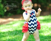 Ruffled Glory - Ruffled Butt Bubble Romper