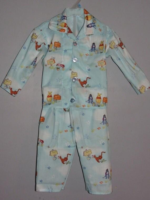 Items Similar To Winnie The Pooh Pajamas On Etsy