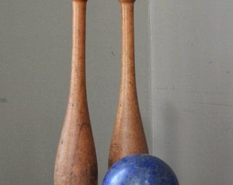 Vintage Duck Pin Bowling Ball