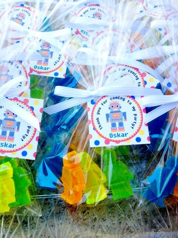 robot soaps { favors}  robot birthday party favor, robot, Baby shower invitation
