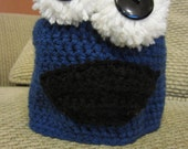 CUSTOM ORDER for Jaimie- 12mo Cookie Monster Hat.