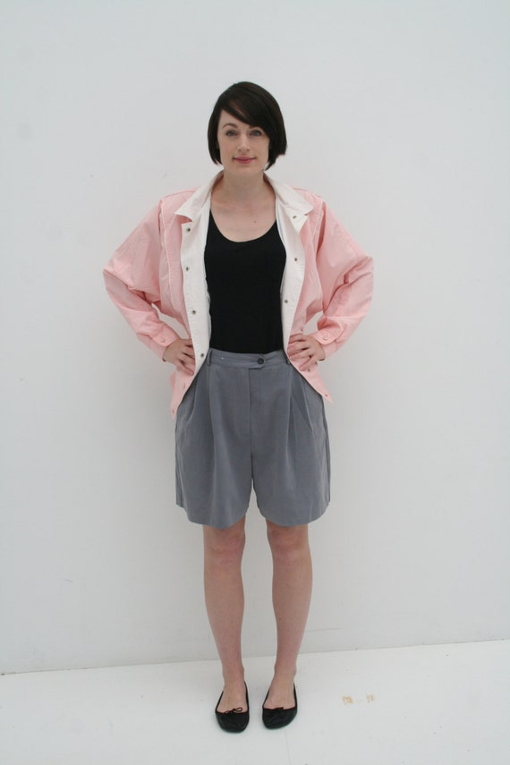 Baby Pink 1980's Jacket