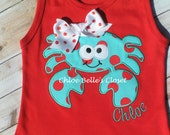 Silly Crab Dress