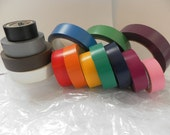 Hooper 's Choice: any 4 Tape COLORS wrapped on a Beginner's hulahoop