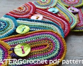 Crochet pattern CASE by ATERGcrochet