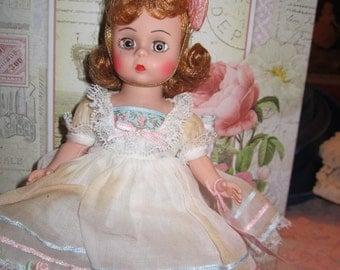 Vintage 1993 Madame Alexander Wedy Loves Mommy Sleepy Eyes Doll W/ Dress Shoes