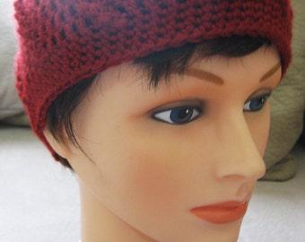 Crochet Pattern - Spiral Hat