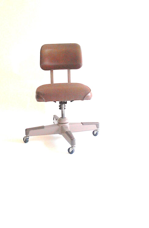 industrial steel desk chair rolling tanker chair propeller. Black Bedroom Furniture Sets. Home Design Ideas