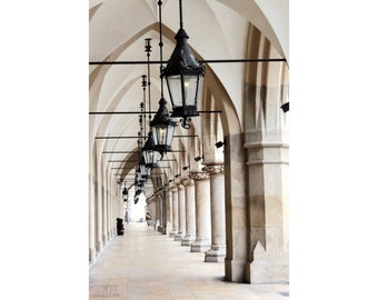 travel photography home decor photo print romantic art old town city art Cracow Poland Europe photography 4x6 5x7 6x8 8x10 10x15