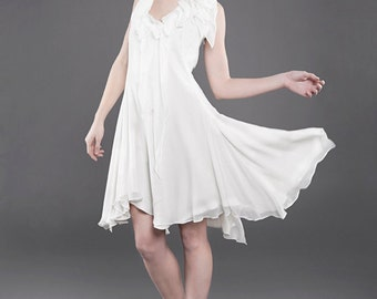 "womens wedding dress ""Rosali"" bride, silk, bridal dress,evening dress"