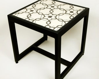 Square Mosaic Table