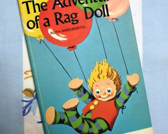 The Adventures Of A Rag Doll, 1969 Happiness Story Book