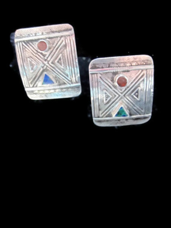 RESERVE Tabra Sterling Silver Earrings