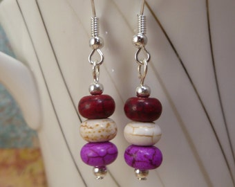 Sweets for the Sweet Beaded Earrings
