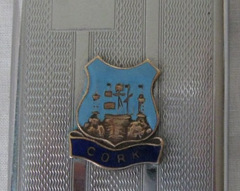 Match Safe Vesta Case with Cork City Coat of Arms