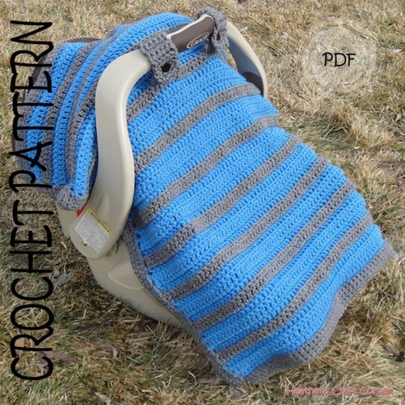 sc 1 th 225 : crochet car seat canopy pattern - memphite.com