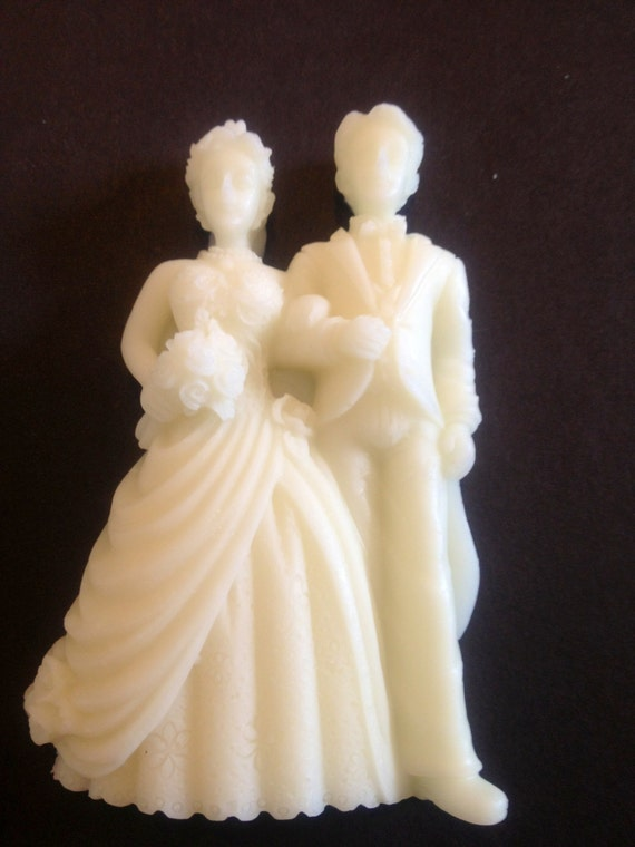 wedding cake topper mold wedding cake decoration silicone mold chocolate by tracestuff 26355