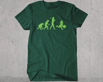 Evolution of a Leprechaun // Funny St Patrick's Day T-shirt