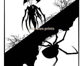 Elise: League of Legends Print