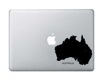 Australia Macbook Decal Sticker Macbook  Air  Mac Stickers Mac Pro Stickers Laptop Stickers