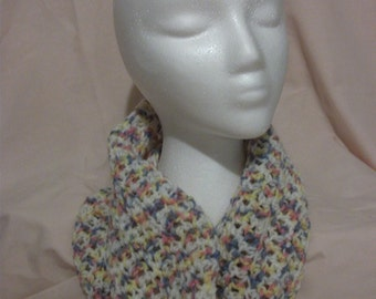 Soft Infinity Scarf and Convertible Cowl