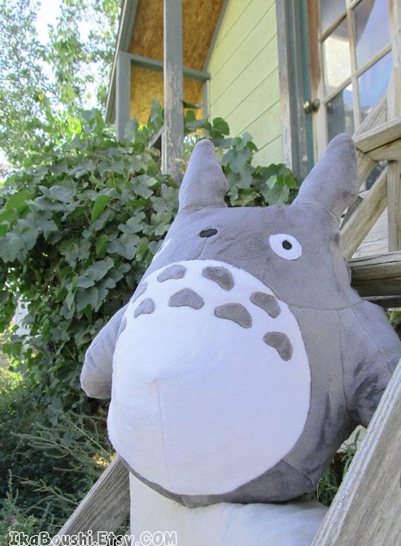 MY NEIGHBOR TOTORO Inspired Large Plush Totoro Doll