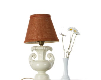 BMC USA pottery Lamp Victorian