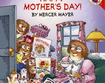 Happy Mother's Day Autographed Personalized