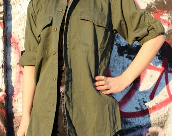 OG-107 Army Jacket Fatigue Shirt