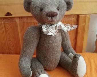 "Clint - 15 "" (38,1 cm) OOAK artist teddy bear"