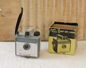 Rare Vintage Grey Imperial Savoy Camera with Original Box - Colllector's camera