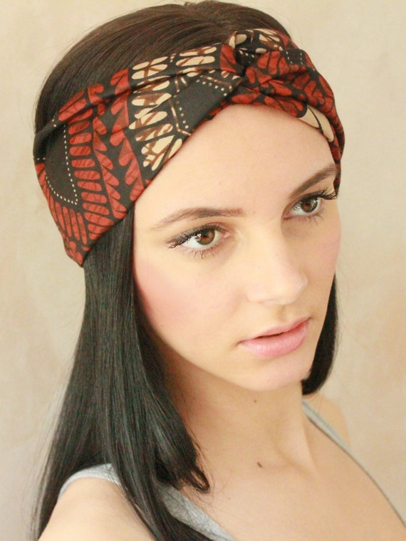 Make Turban Headband Turban Twist Turban Headband