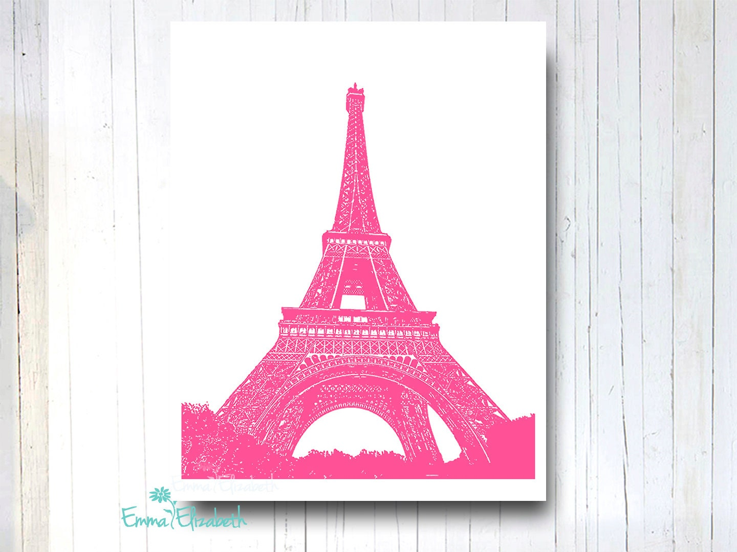 Unavailable listing on etsy - Eiffel tower decor for bedroom ...